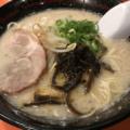 那覇市小禄のラーメン屋『通堂』で、おとこ味ミニとお子様セットを食べてきた。