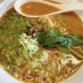 糸満市の麺作『辛さ3倍の担々麺』とチャーハンを食べてきた!