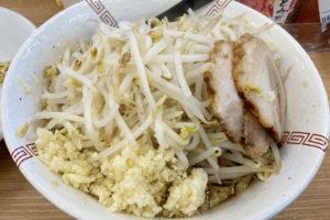 糸満市場いとま〜る『麺や 金太郎 』の二郎系ラーメン