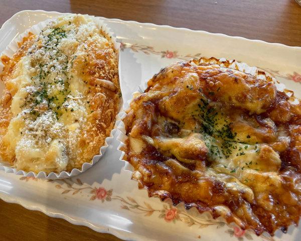 那覇市の金城ベーカリーでパンのバイキングを食べてきた